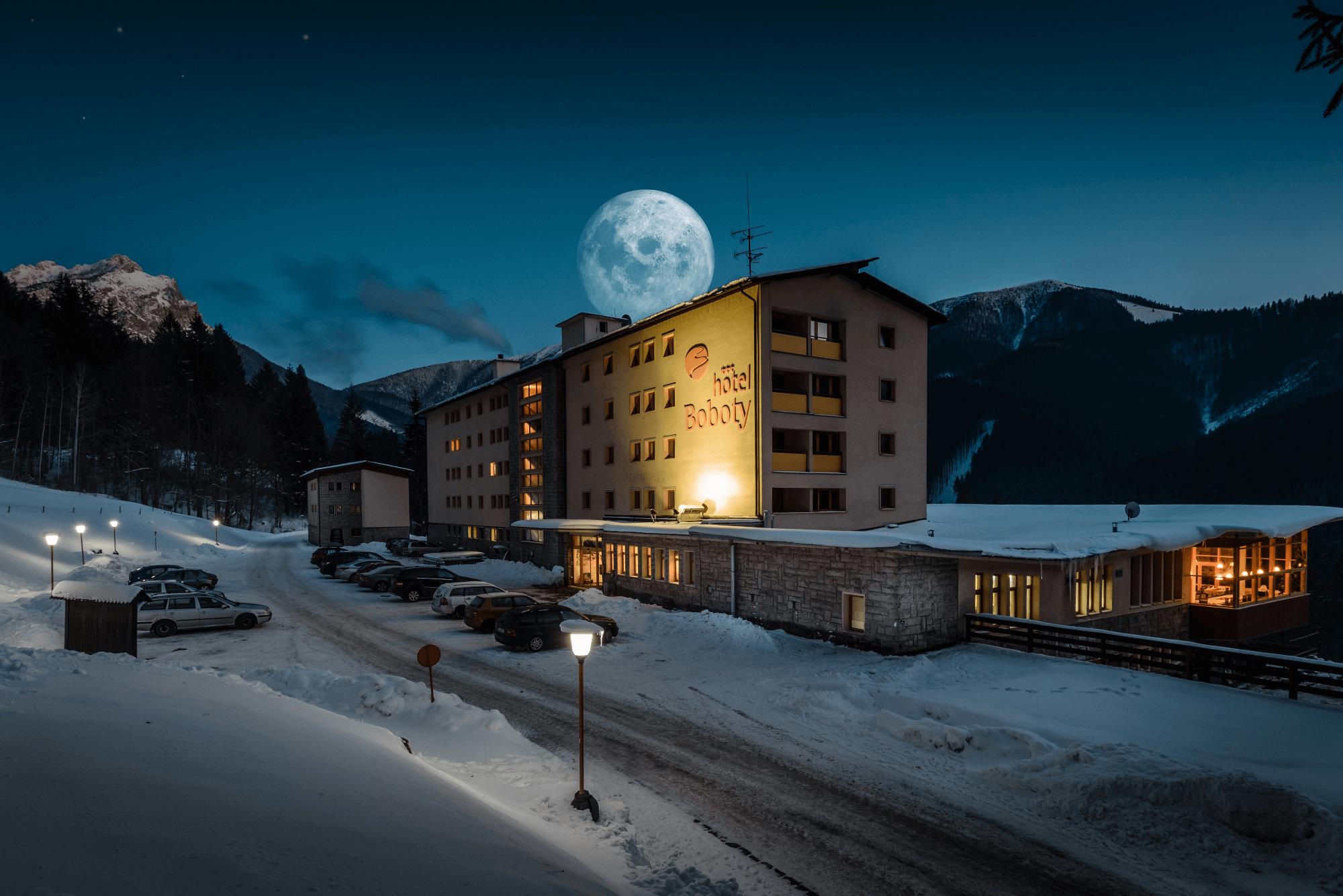 Zatvorenie hotela